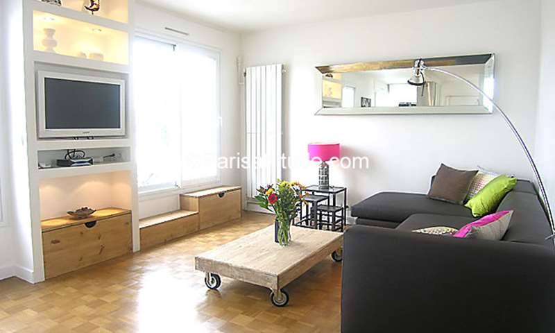 Rent Apartment Studio 32m² rue Fallempin, 15 Paris