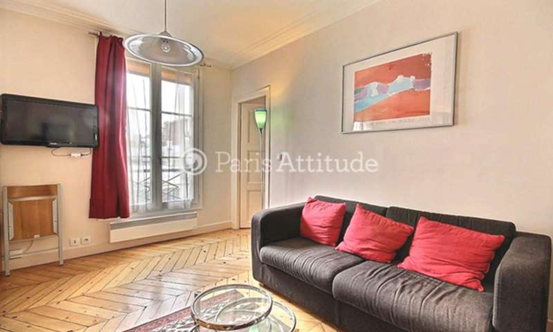 Rent Apartment 1 Bedroom 43m² rue de Turenne, 75004 Paris