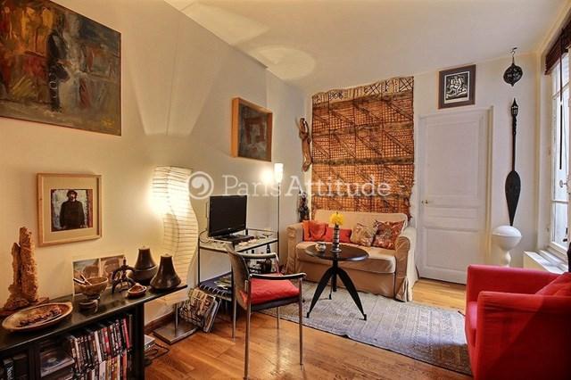 Rent Apartment 1 Bedroom 39m² rue du Poteau, 75018 Paris