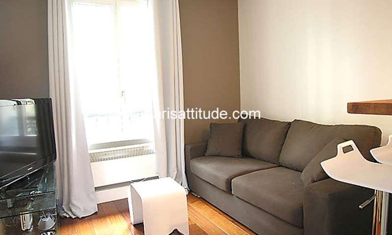 Rent Apartment 1 Bedroom 32m² rue de La Reynie, 4 Paris
