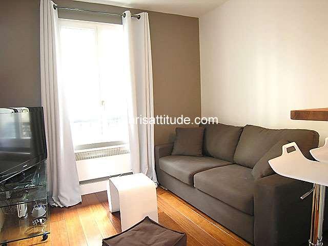 Rent furnished Apartment 1 Bedroom 32m² rue de La Reynie, 75004 Paris
