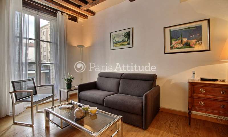 Rent Apartment 1 Bedroom 32m² rue Saint Placide, 75006 Paris