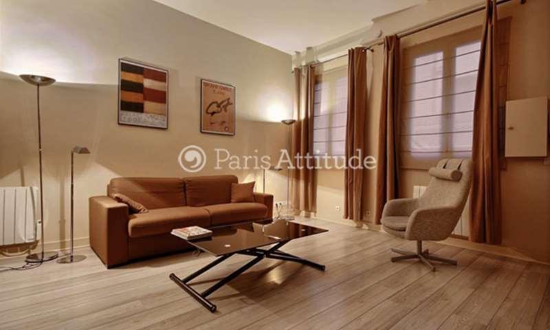 Location Appartement Studio 27m² rue d Aboukir, 2 Paris