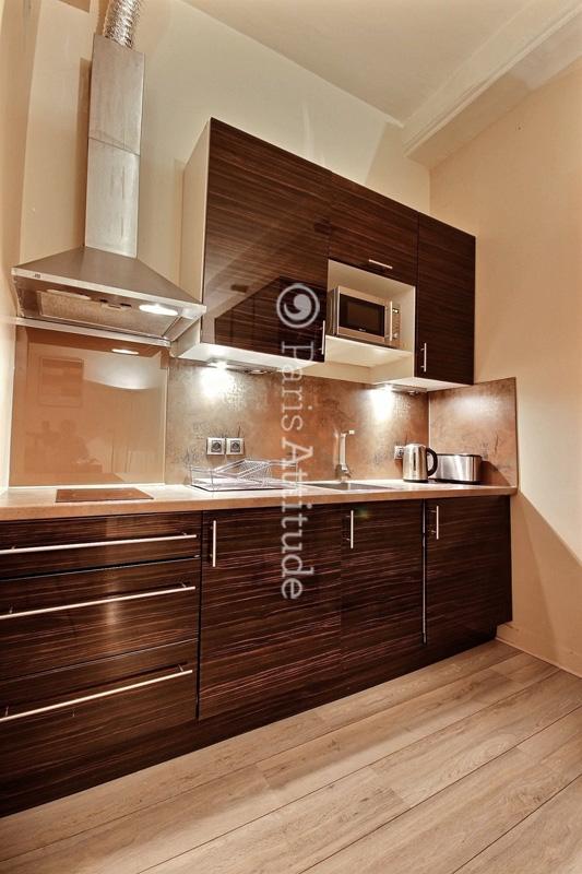 Louer un appartement paris 75002 27m montorgueil ref 6034 - Table basse montante ...
