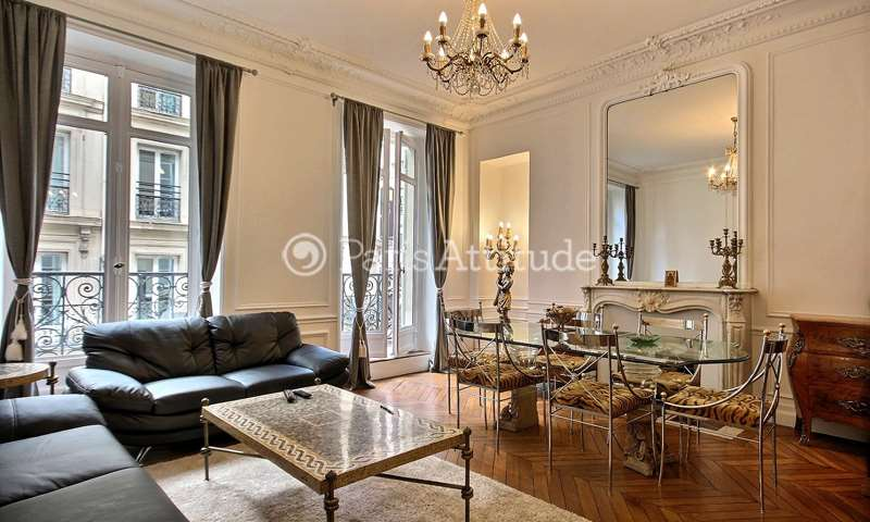 Rent Apartment 3 Bedroom 114m² rue Roy, 75008 Paris
