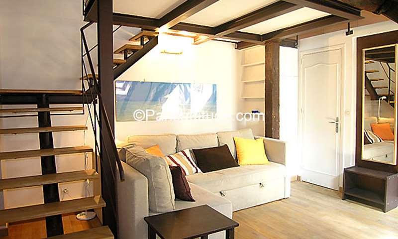 Location Appartement Studio 32m² rue Chabanais, 75002 Paris