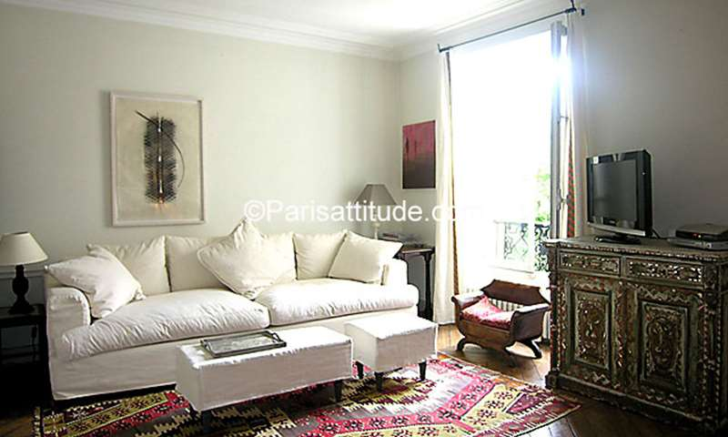 Rent Apartment 2 Bedroom 75m² rue des Archives, 75003 Paris