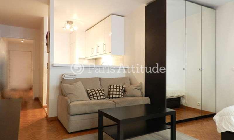 Rent Apartment Studio 35m² Villa Lourcine, 75014 Paris