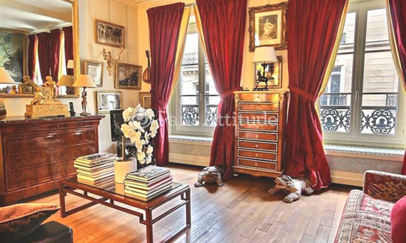 Rent Apartment 1 Bedroom 85m² rue de Penthievre, 75008 Paris