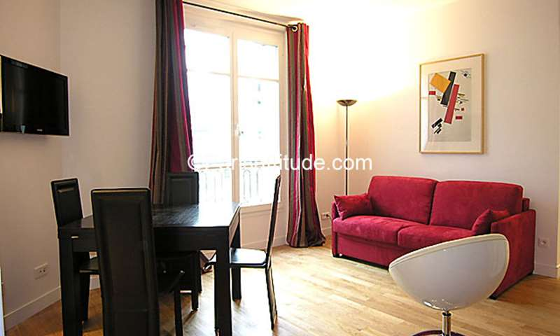 Rent Apartment 2 Bedrooms 52m² rue Albert de Lapparent, 7 Paris