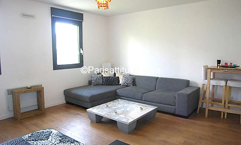 Rent Apartment Studio 34m² rue Adolphe Mille, 75019 Paris