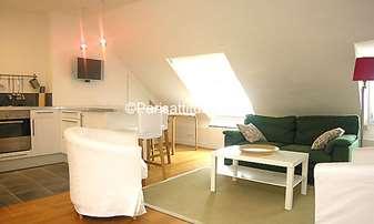 Rent Apartment Alcove Studio 30m² rue du Cherche Midi, 6 Paris