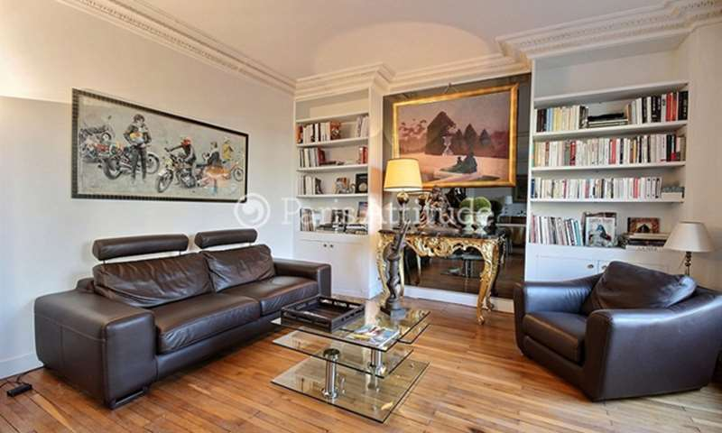 Rent Apartment 2 Bedroom 85m² rue Saint Charles, 75015 Paris