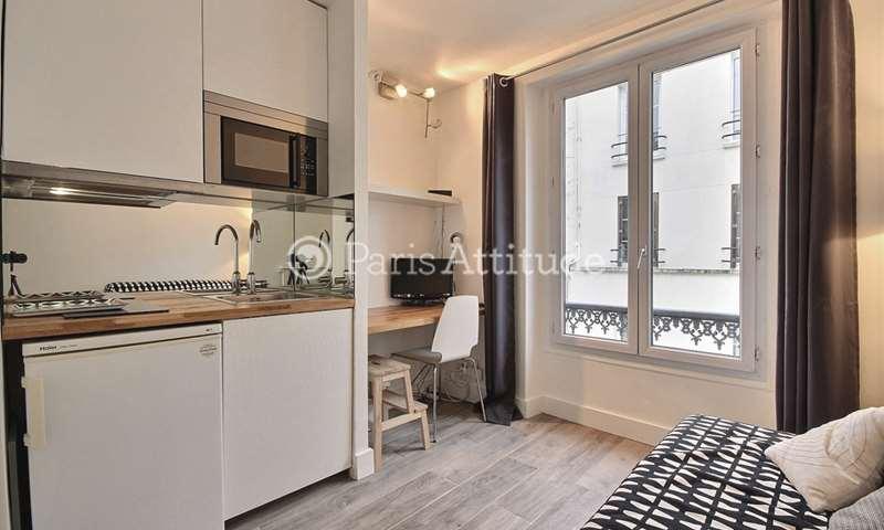 Location Appartement Studio 15m² rue Augereau, 7 Paris