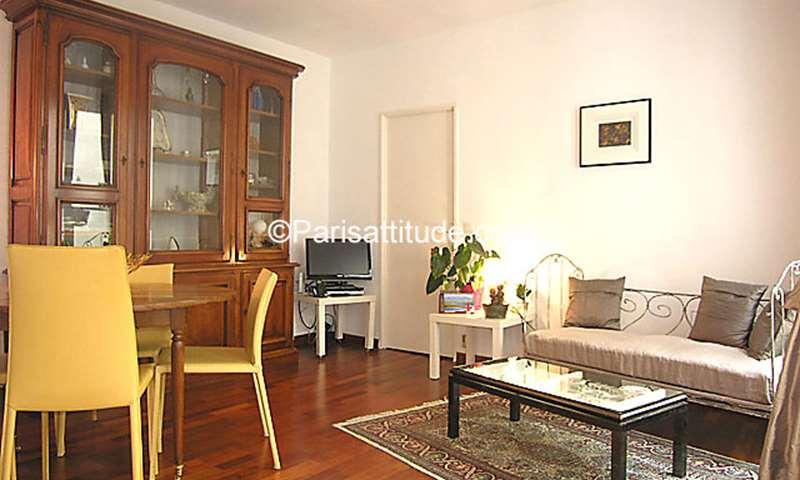 Rent Apartment 1 Bedroom 38m² rue Godot de Mauroy, 75009 Paris