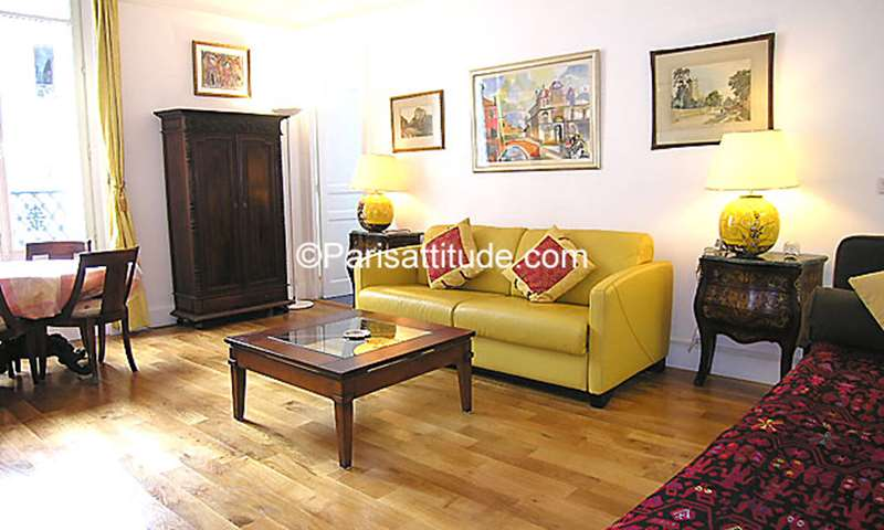 Rent Apartment Studio 38m² rue Saint Jacques, 5 Paris