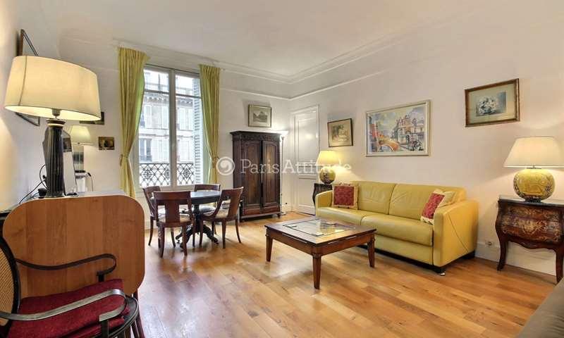 Rent Apartment Studio 38m² rue Saint Jacques, 75005 Paris