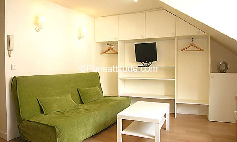 Location Appartement Studio 20m² rue Saint Dominique, 75007 Paris