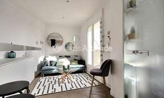 Rent Apartment Alcove Studio 32m² rue Mollien, 92100 Boulogne Billancourt