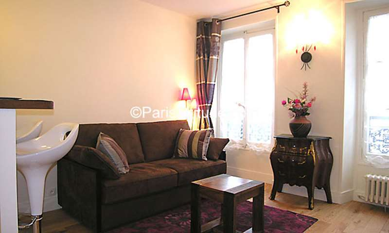 Rent Apartment Studio 20m² rue Jean Nicot, 75007 Paris