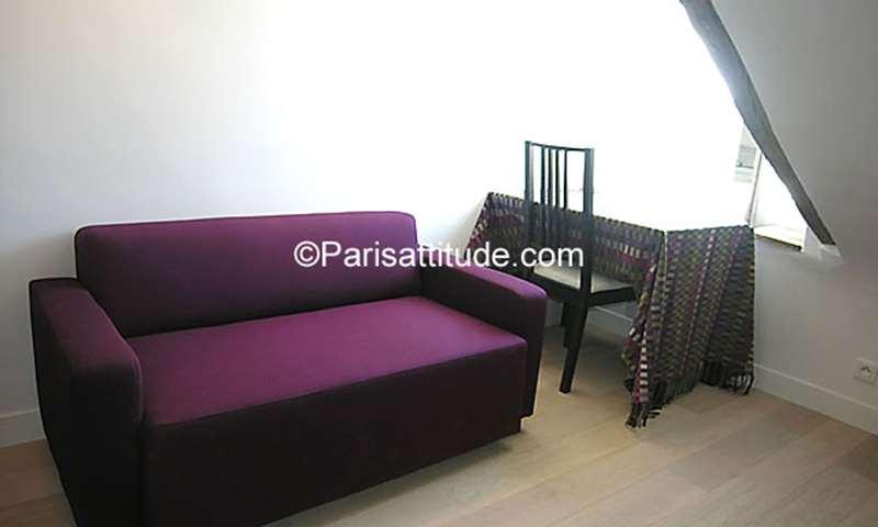 Rent Apartment 1 Bedroom 21m² rue Dauphine, 75006 Paris