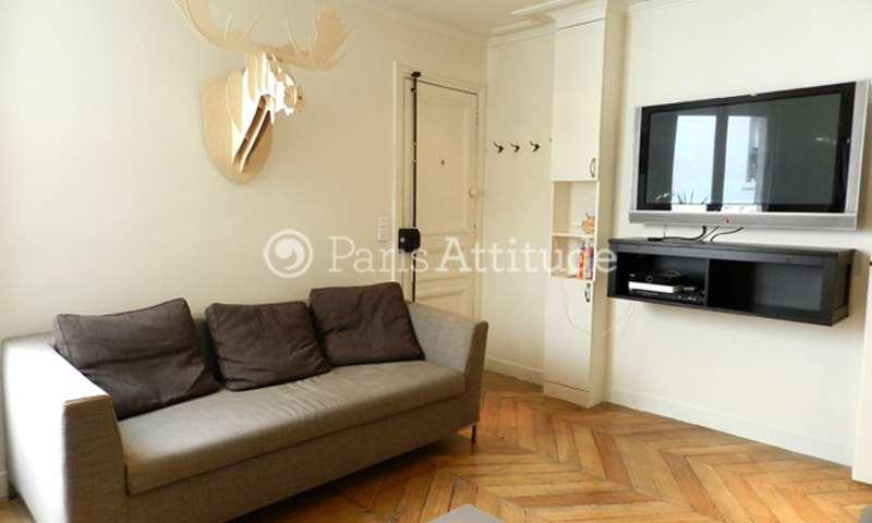 Aluguel Apartamento 1 quarto 30m² rue de Clery, 75002 Paris