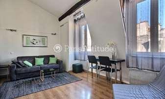 Rent Apartment Studio 29m² rue de la Huchette, 5 Paris