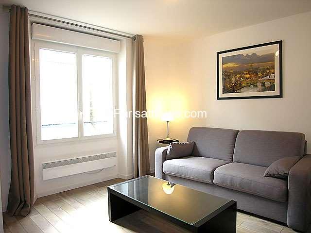 Rent furnished Apartment Studio 19m² rue Poissonniere, 75002 Paris