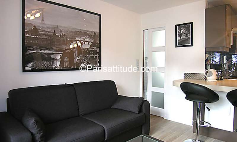 Rent Apartment Studio 19m² rue Poissonniere, 75002 Paris