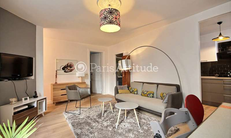 Rent Apartment 2 Bedrooms 62m² rue La Fayette, 10 Paris