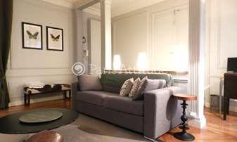 Rent Apartment 2 Bedrooms 104m² avenue Victor Hugo, 16 Paris