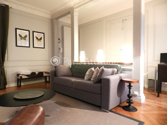 Rent Apartment 2 Bedroom 104m² avenue Victor Hugo, 75016 Paris