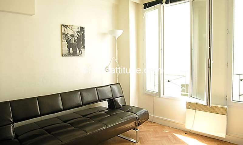 Rent Apartment Studio 15m² rue de l echiquier, 75010 Paris