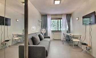 Rent Apartment Studio 24m² avenue Raymond Poincare, 16 Paris