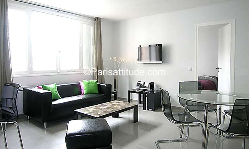 Rent Apartment 1 Bedroom 45m² Cours Albert 1er, 8 Paris