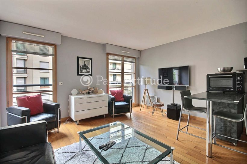 Rent furnished Apartment 1 Bedroom 41m² avenue Rene Boylesve, 75016 Paris