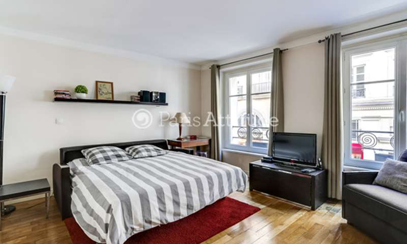 Rent Apartment Studio 24m² rue Saint Roch, 1 Paris