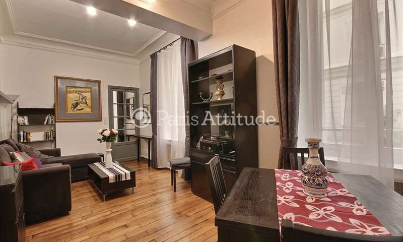 Rent Apartment 2 Bedroom 54m² rue Frederic Magisson, 75015 Paris
