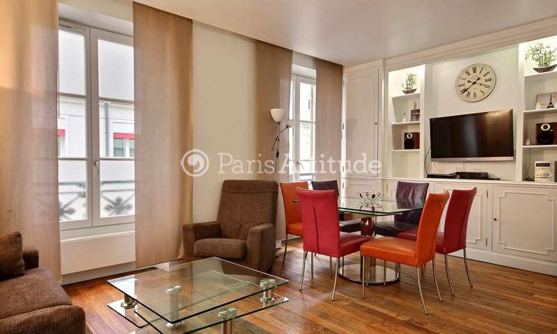 Rent Apartment 1 Bedroom 48m² rue de Ponthieu, 8 Paris