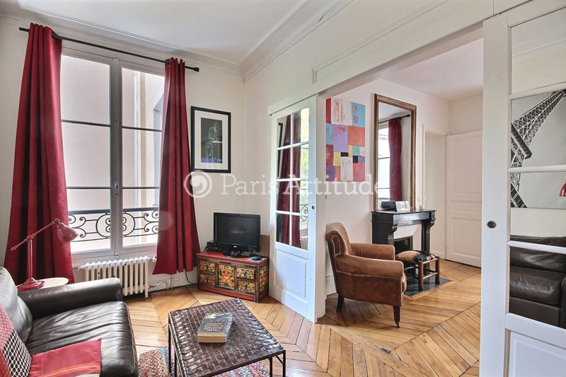 Rent Apartment 1 Bedroom 50m² avenue Bosquet, 75007 Paris