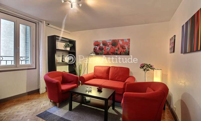 Rent Duplex 1 Bedroom 45m² rue de Lappe, 11 Paris