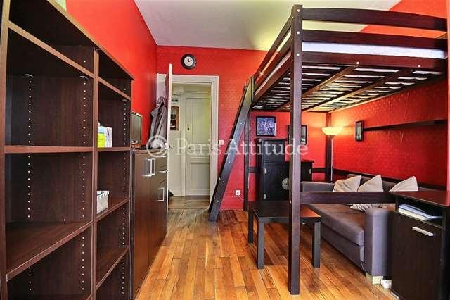 Aluguel Apartamento mobiliado Quitinete 18m² impasse Grimaud, 75019 Paris