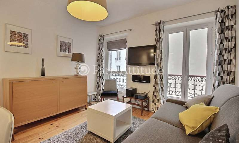 Rent Apartment 1 Bedroom 34m² rue Rodier, 9 Paris