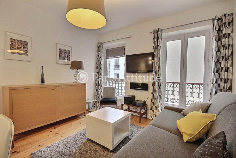 Aluguel Apartamento mobiliado 1 quarto 34m² rue Rodier, 75009 Paris