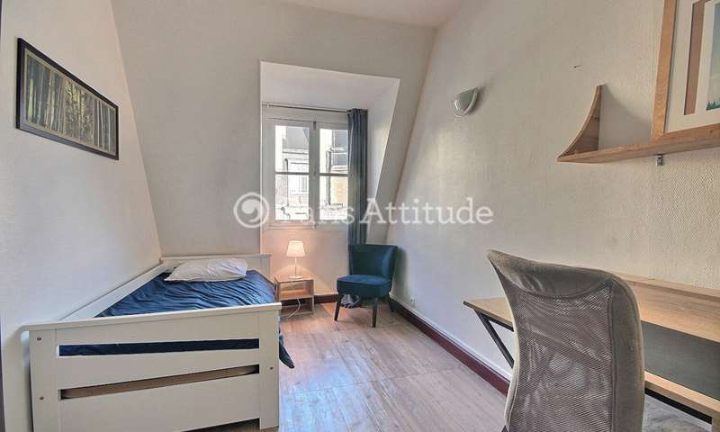 Location Appartement Studio 18m² rue George Sand, 75016 Paris