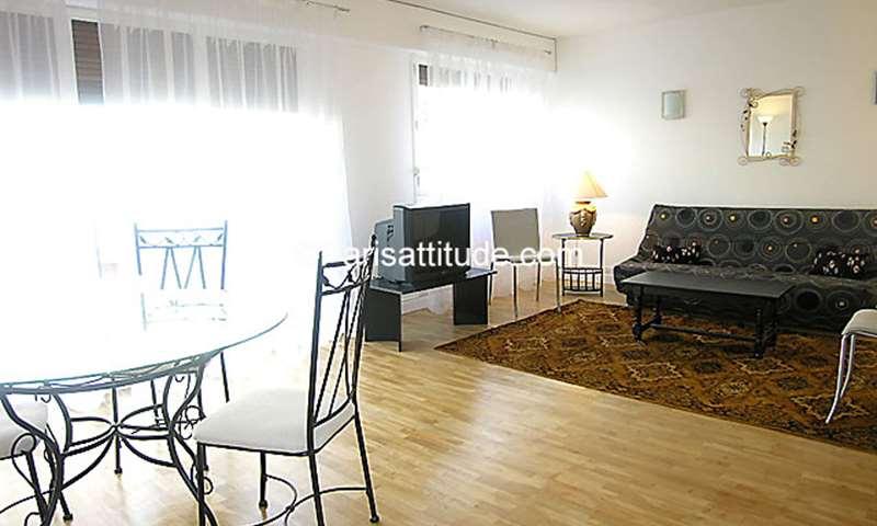 Rent Apartment 1 Bedroom 62m² rue Friant, 14 Paris