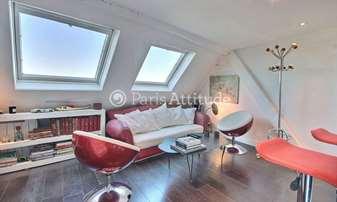 Rent Duplex 1 Bedroom 37m² rue de Bourgogne, 7 Paris