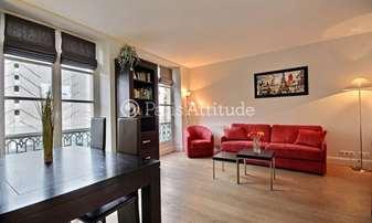 Location Appartement 1 Chambre 47m² rue du Dragon, 6 Paris