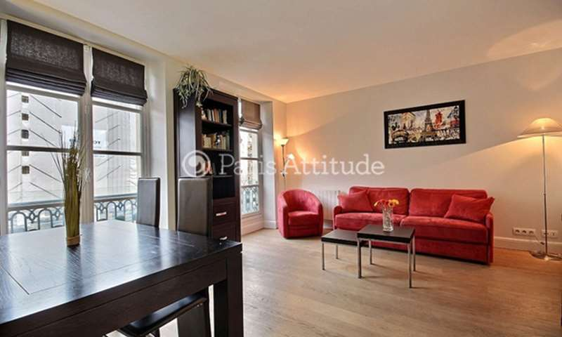 Rent Apartment 1 Bedroom 47m² rue du Dragon, 6 Paris