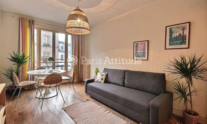 Rent Apartment Studio 29m² rue Saint Jacques, 5 Paris